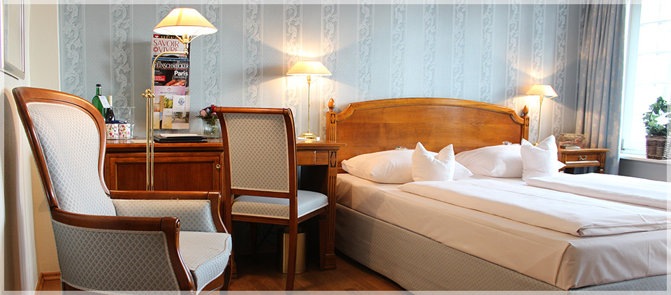 standard doppelzimmer hotel hotels gourmet. Black Bedroom Furniture Sets. Home Design Ideas